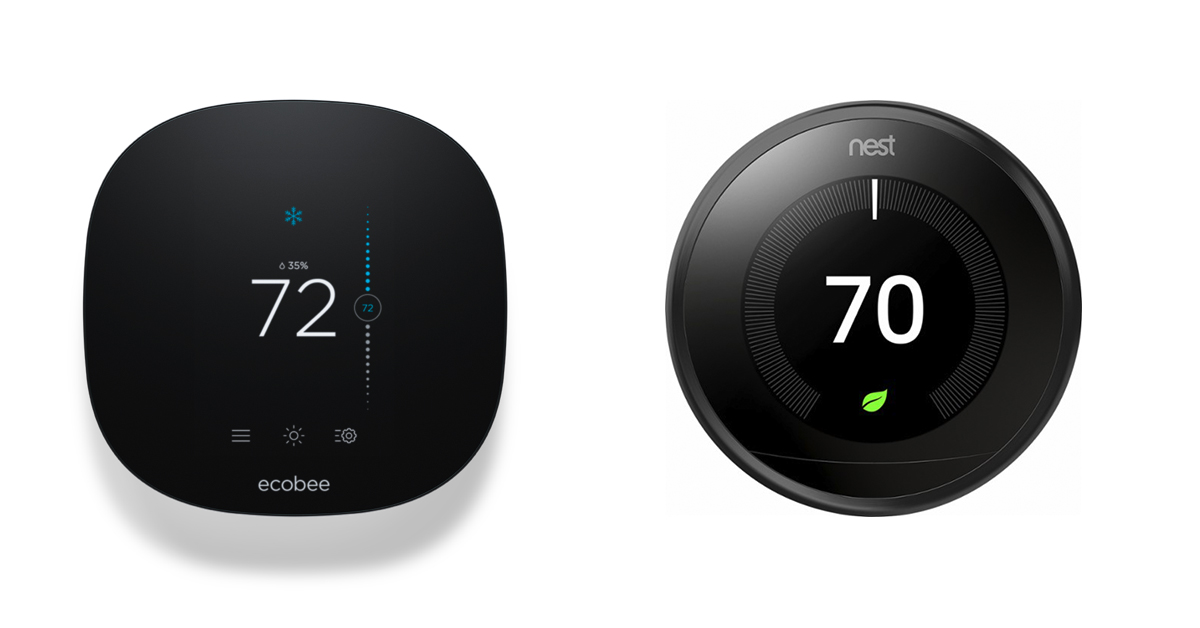 Ecobee Vs Nest  U2013 Which Smart Thermostat Is Best